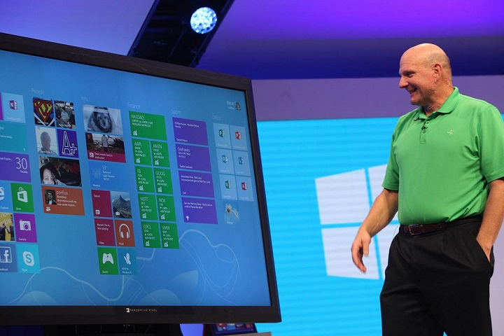 windows8 ballmer