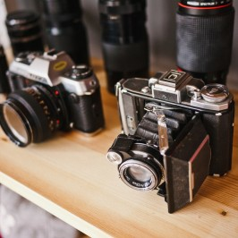 Jak zacząć przygodę z fotografią analogową