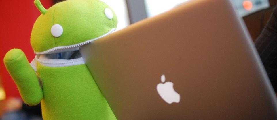 Mezalians Google i Apple?
