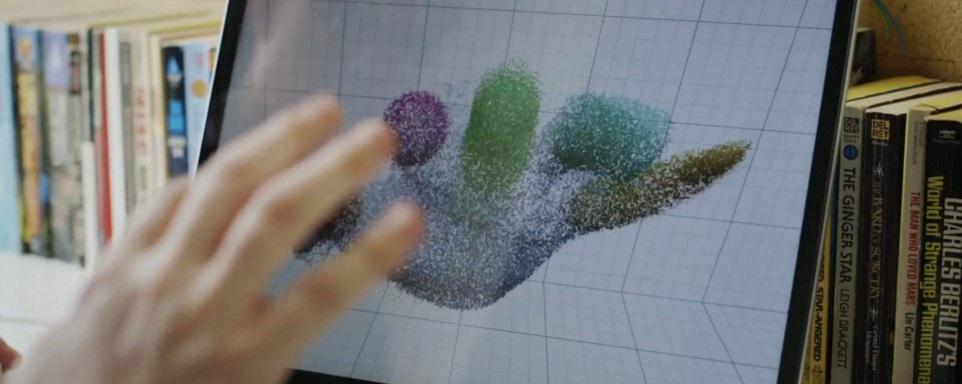 Kinect w laptopie
