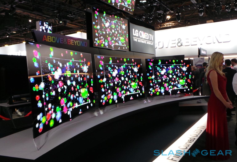 Samsung i LG wprowadzają OLED do sprzedaży w USA